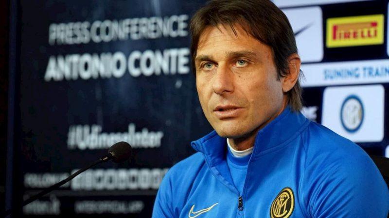 """Antonio Conte: """"Dalla Premier giocatori ideali per la mia Inter. Eriksen spe…"""""""