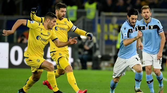 Hellas Verona, i voti dopo la Lazio: in tre sugli scudi