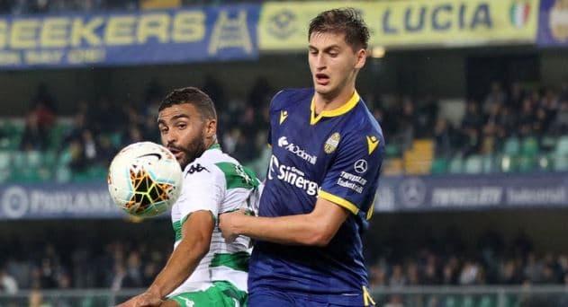 Inter, Kumbulla: al Verona un giocatore a sorpresa