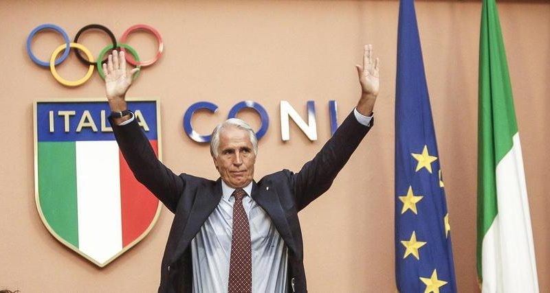 Serie A, il CONI ha deciso: fermi fino al 3 aprile