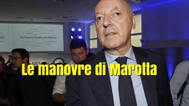 Inter, Marotta trova l'accordo per l'attaccante. Le ultimissime