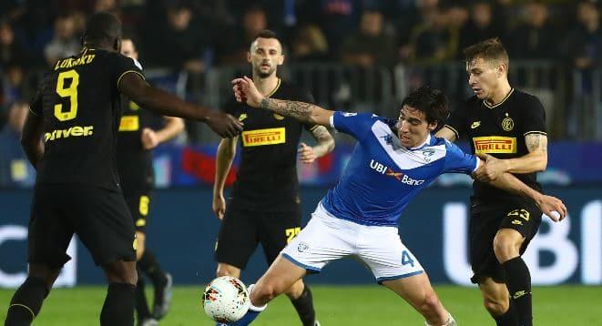 Inter – Brescia, Formazioni Ufficiali: Sanchez titolare   Diretta Tv e Streaming