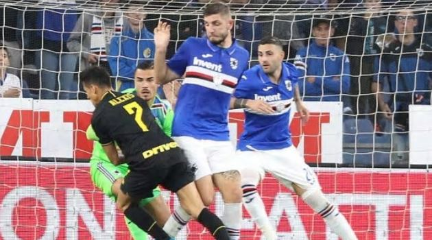 Sampdoria-Inter, tegola in difesa: una sola certezza in attacco