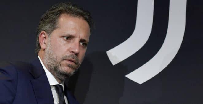 Juventus, dall'Inghilterra: Paratici su un centrocampista