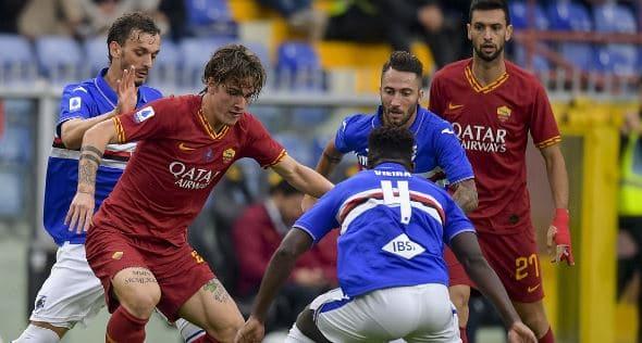 Roma – Sampdoria, probabili formazioni: diretta tv e streaming