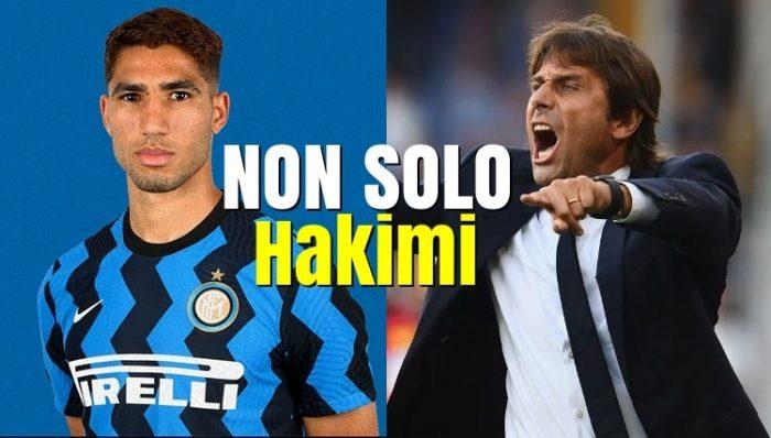 Inter – Dopo Hakimi, Conte ha un preferito per la fascia sinistra