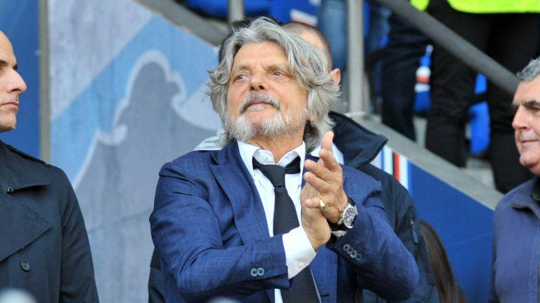 Sampdoria, Ferrero è chiaro, un colpo è vicino