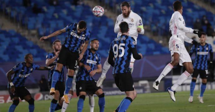 Inter, ko a testa alta a Madrid, ma quanti errori