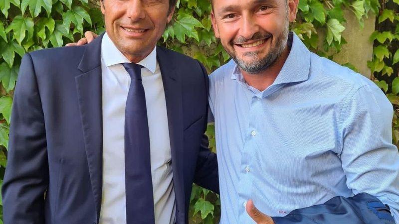 Antonio Conte: da allenatore a opinionista di Sky Sport
