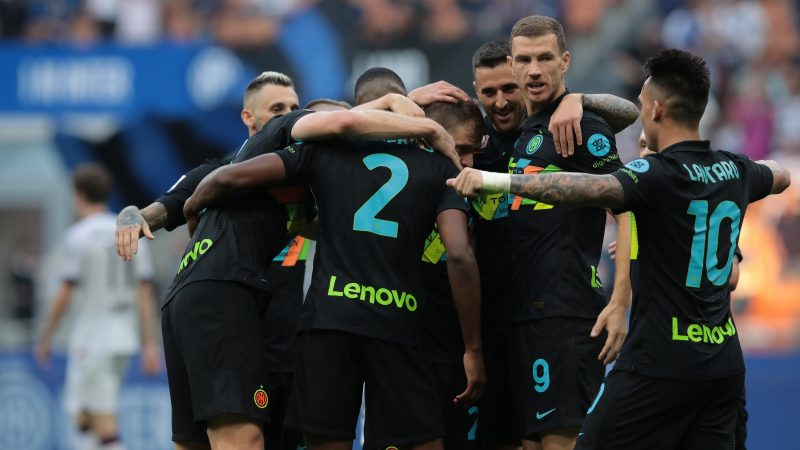Goleada Inter: i nerazzurri vincono 6-1 contro il Bologna di Mihajlovic