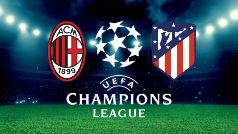 Milan – Atletico Madrid: Ballottaggio in attacco per Pioli, Nessun dubbio per Simeone. Partita in chiaro