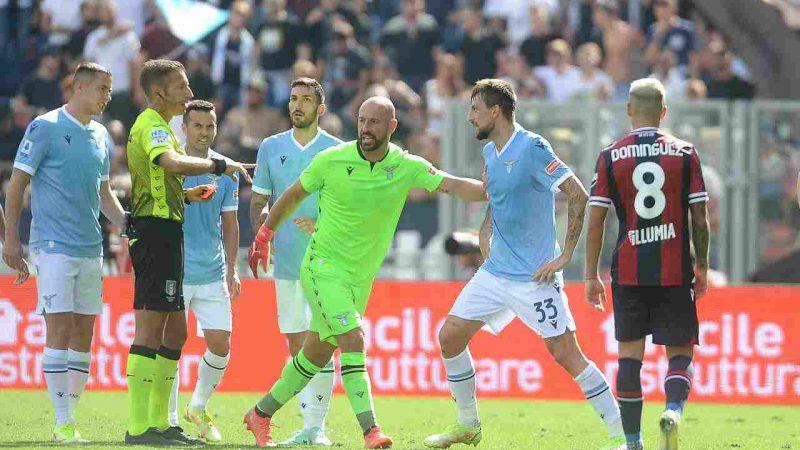 Lazio sotto accusa: ecco perchè