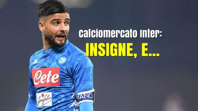 Inter, non solo Insigne: Marotta esegue un sondaggio per un altro esterno. I dettagli